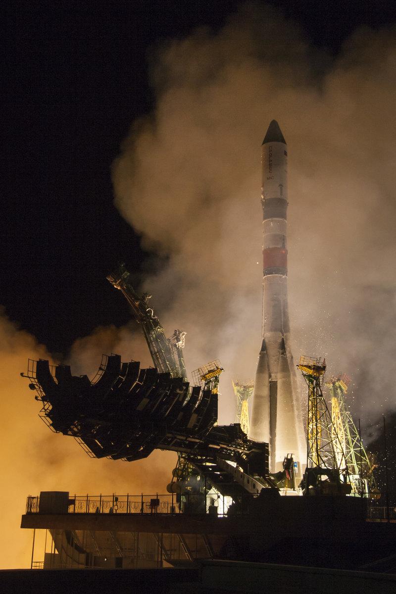 Корабль «Прогресс МС-09» впервые добрался до МКС по сверхкороткой схеме