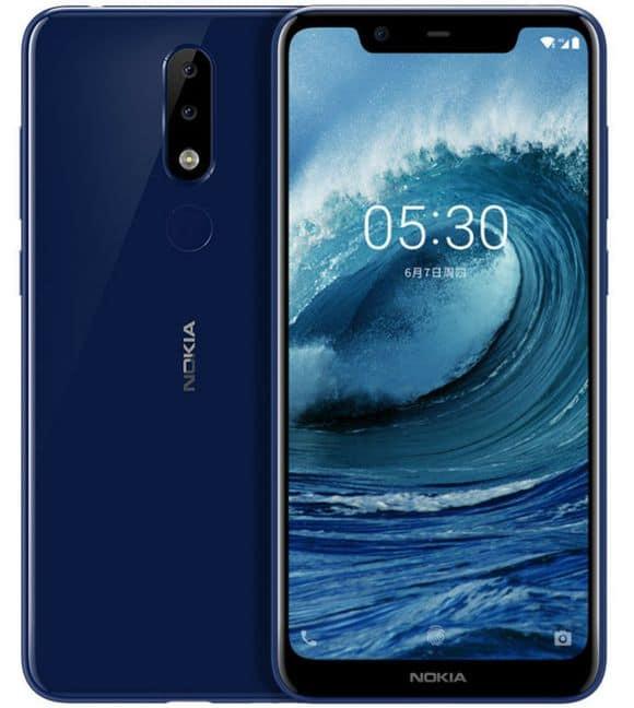 Смартфон Nokia X5 может получить платформу «не по бюджету»