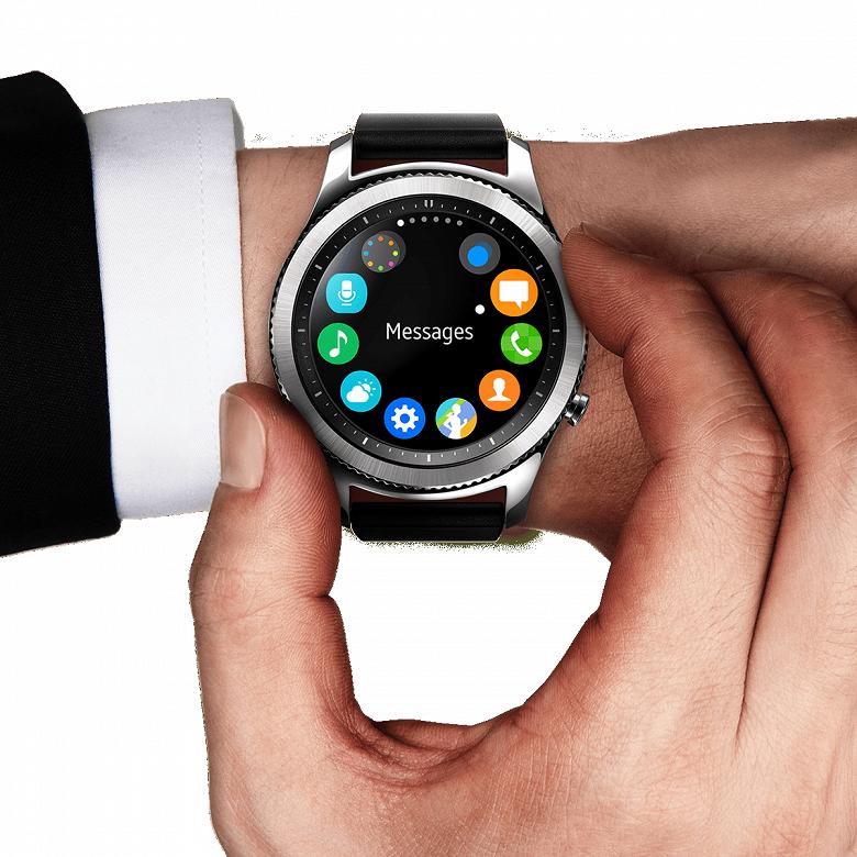 Умные часы Samsung Gear S4 получат поддержку Bixby - 1