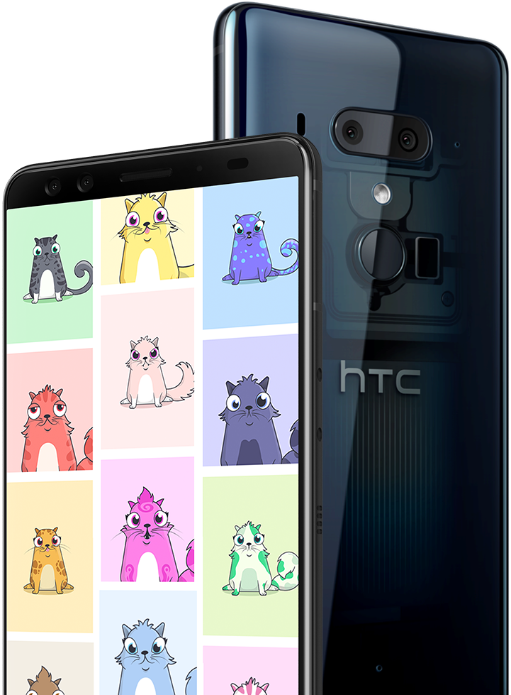 HTC принесёт криптокотят на Android - 1