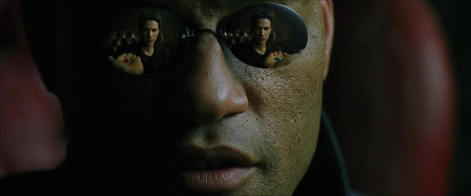 Киберпанк и зеркальные очки: отражения в моде и культуре - 1