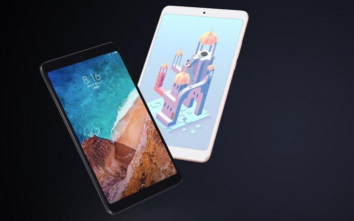 Планшет Xiaomi Mi Pad 4 начал получать MIUI 10 - 1