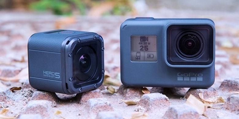 GoPro отрапортовала о том, что реализовала уже более 30 млн камер Hero