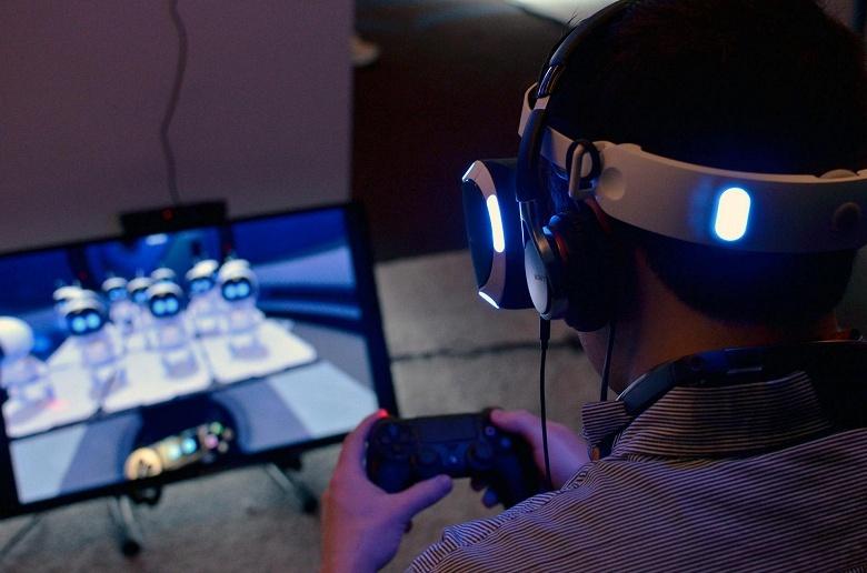 Рынок устройств VR в нынешнем году снова останется за Sony