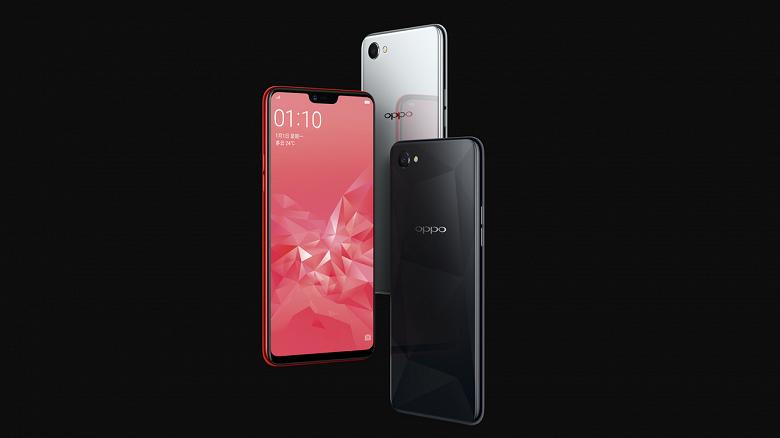 Oppo A3s — недорогой смартфон с огромным современным экраном и огромным аккумулятором