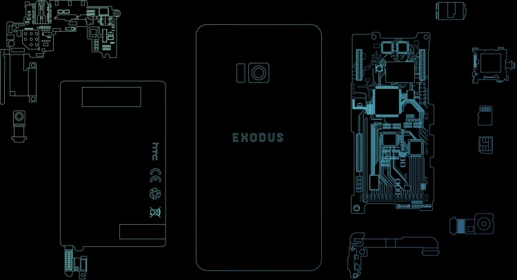 Блокчейн-смартфон Exodus — рискованная ставка HTC, которая может окупиться