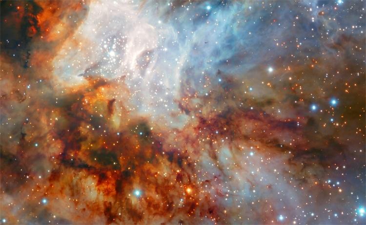 Фото дня: удивительный звёздный пейзаж