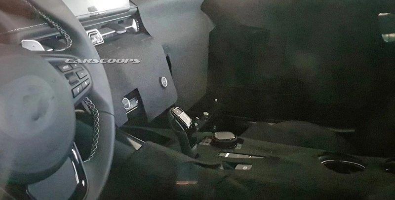 Интерьер новой Toyоta Supra засветился на фото