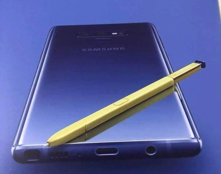 Младшая версия Samsung Galaxy Note9 будет стоить $1160
