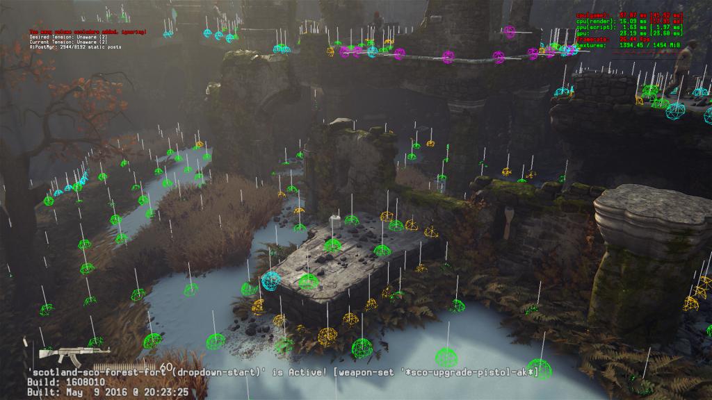 Моё участие в разработке Uncharted 4 - 2