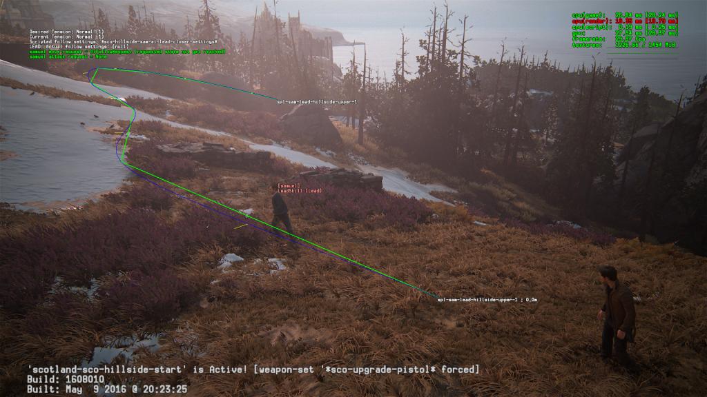 Моё участие в разработке Uncharted 4 - 5