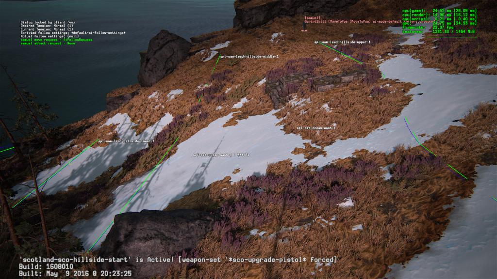 Моё участие в разработке Uncharted 4 - 6