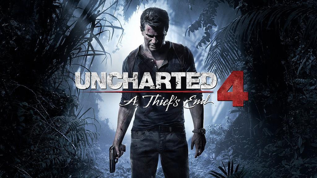 Моё участие в разработке Uncharted 4 - 1