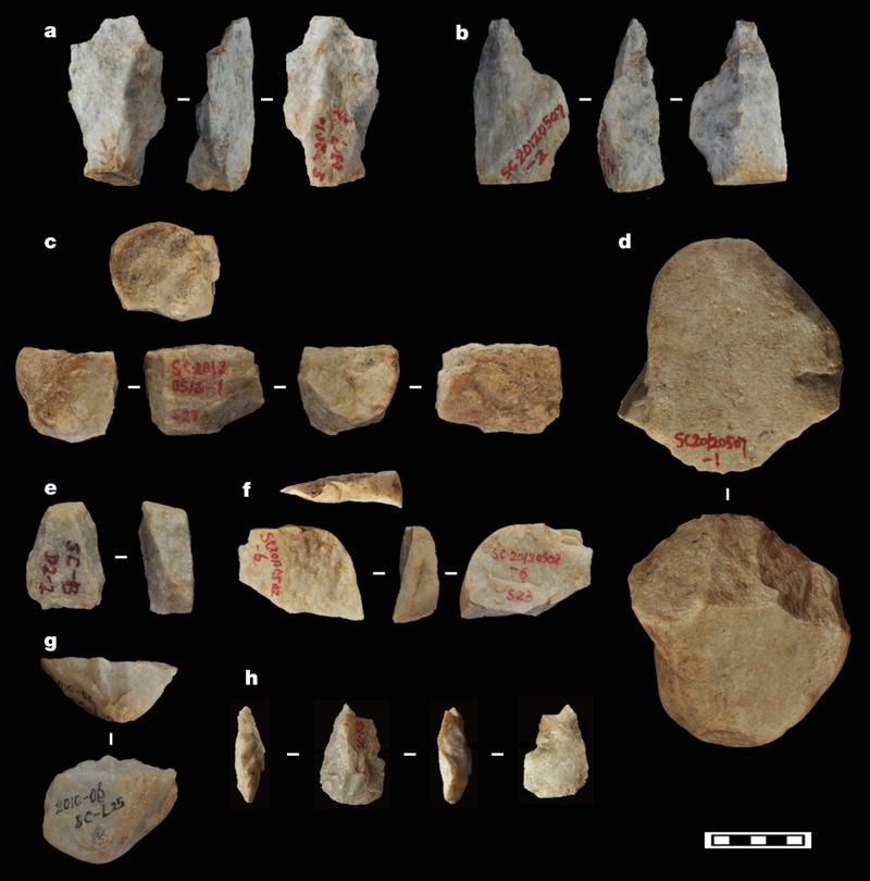 Найдено древнейшее свидетельство жизни человека за пределами Африки