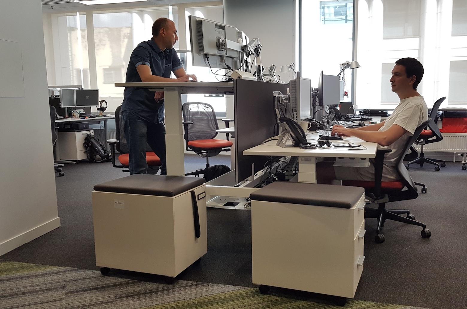 Офис под Agile: где разместить тысячу разработчиков? - 4