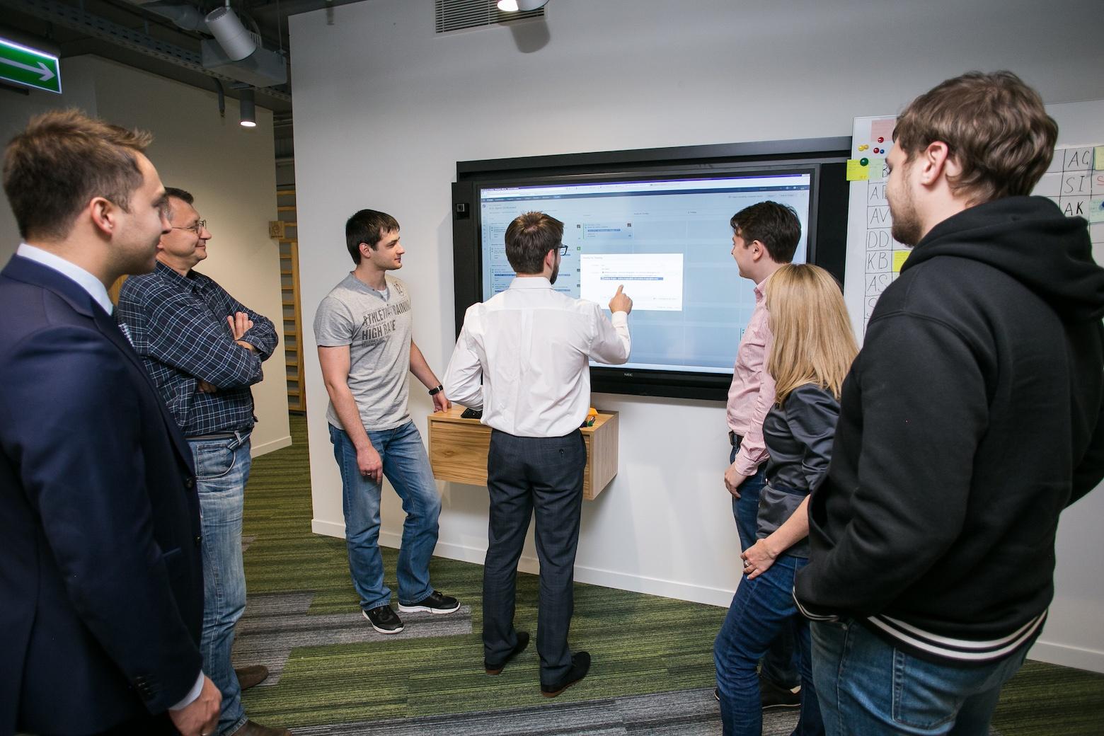 Офис под Agile: где разместить тысячу разработчиков? - 5