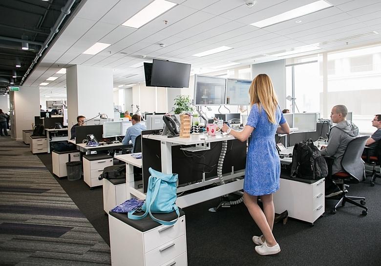 Офис под Agile: где разместить тысячу разработчиков? - 1