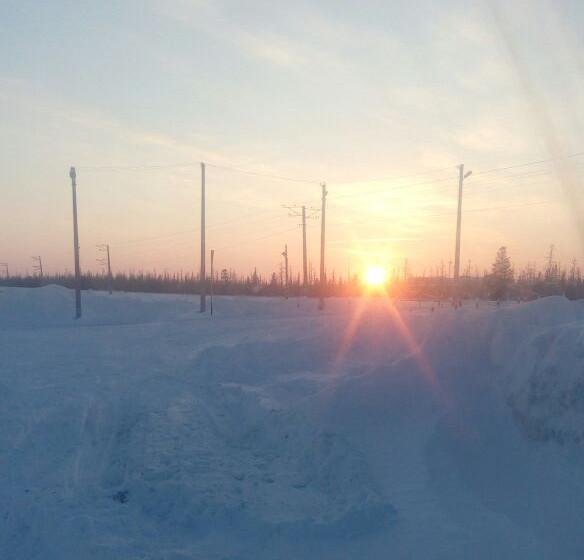 Север, воля, надежда, страна без границ (с), или Как делаются проекты в суровых сибирских условиях - 2