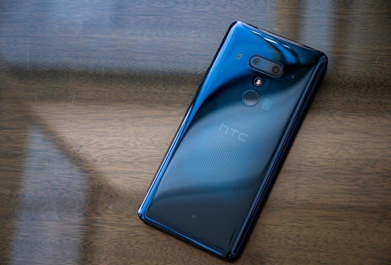 Обновление ПО исправляет главный недостаток смартфона HTC U12+