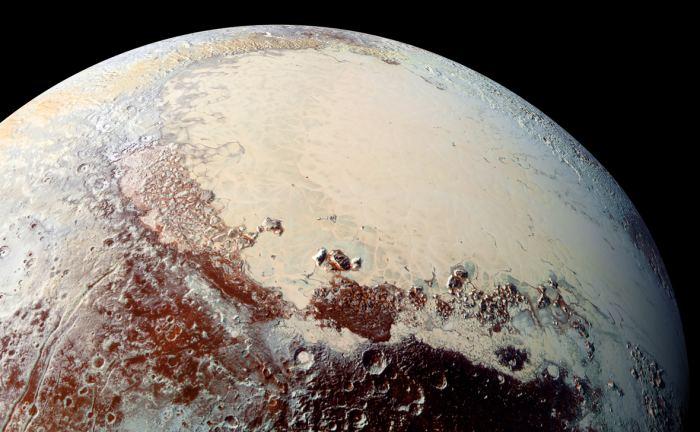«Песчаные дюны» Плутона состоят не из песка – это гранулы замёрзшего метана - 1