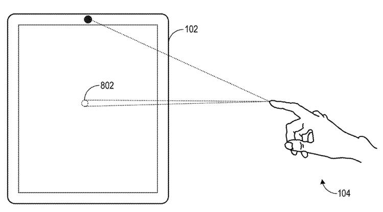 В Microsoft изобрели систему бесконтактного управления для планшетов