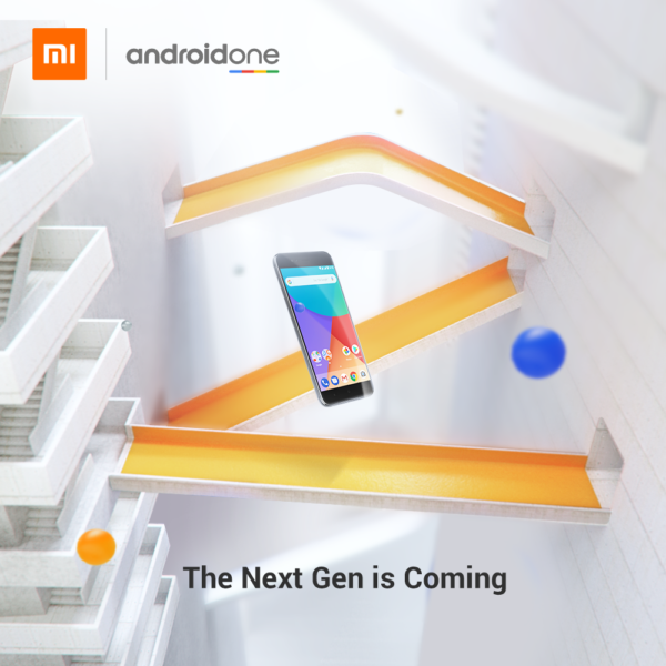 Next Gen is Coming: Xiaomi рекламирует смартфон Mi A2