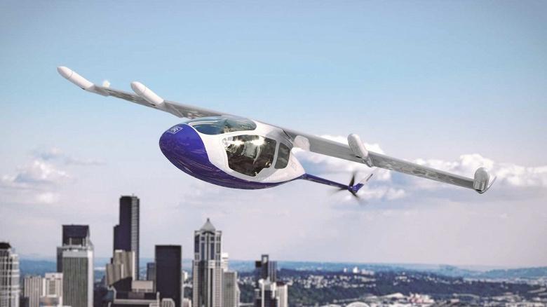 Rolls-Royce тоже собирается выпустить летающее такси