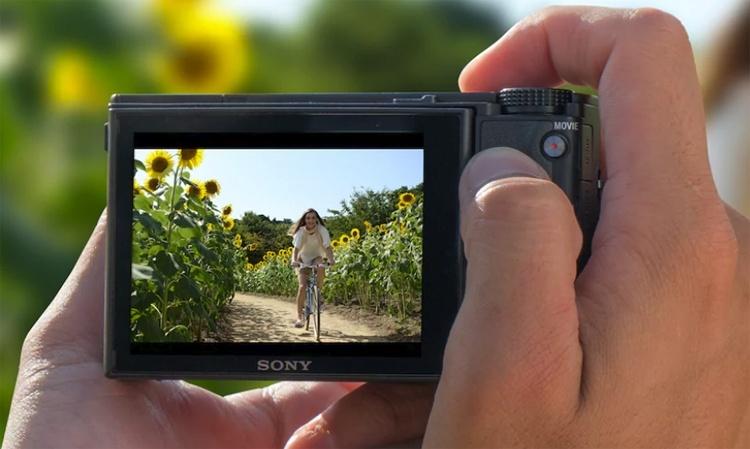 Sony выпустила улучшенную версию фотоаппарата RX100 V