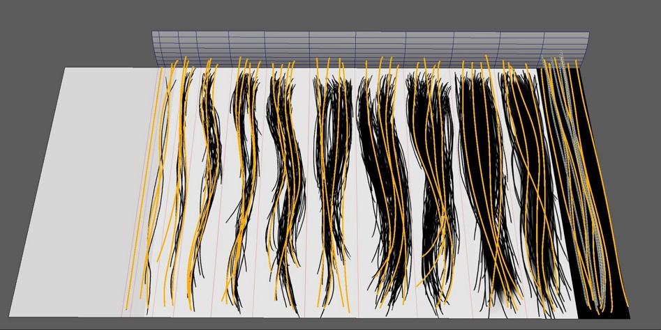 Дисней представила собственную систему анимации волос HairControl - 2