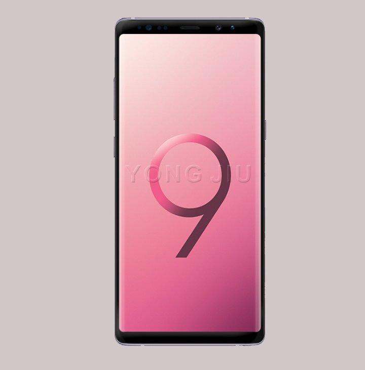 Инсайдер опубликовал новые изображения Samsung Galaxy Note9