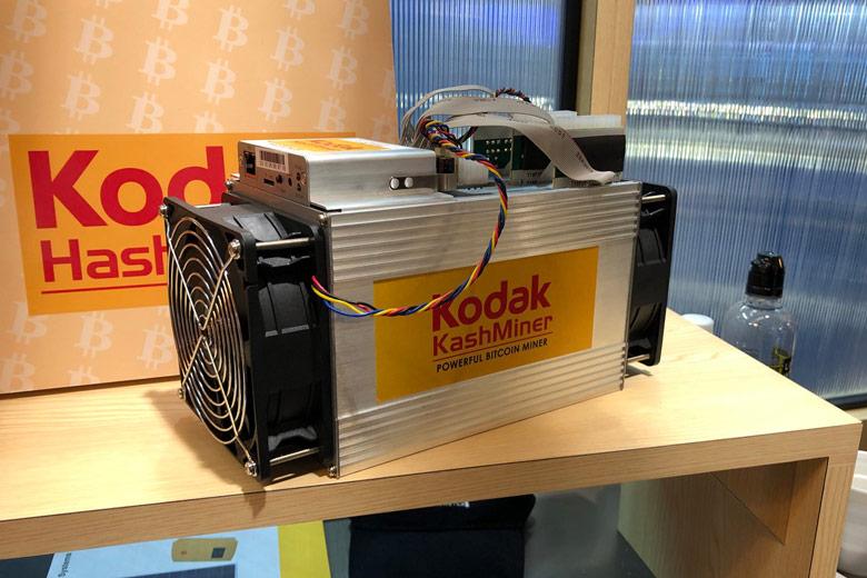 Kodak дистанцируется от неудачной аферы с Bitcon