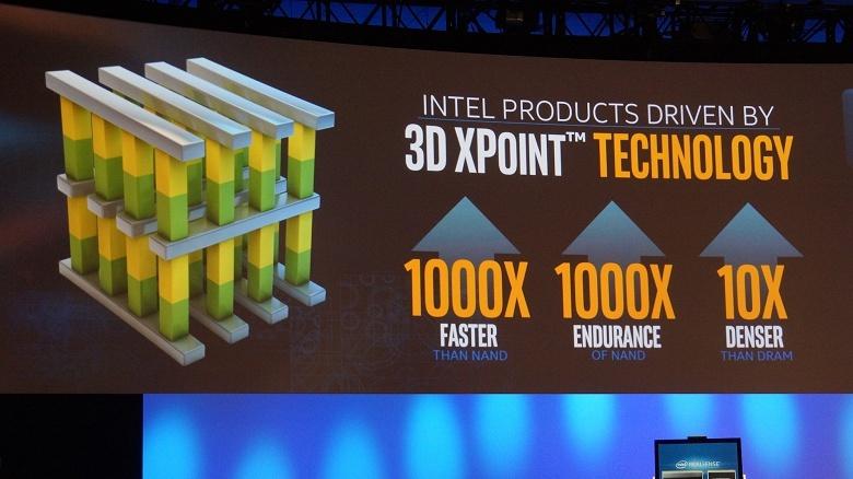 Micron и Intel прекратят совместную разработку 3D XPoint
