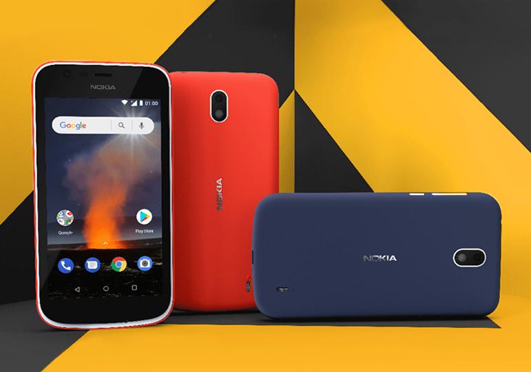 Nokia 1 оценили в 5990 руб.