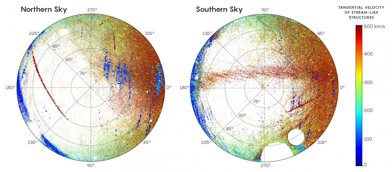 Что астрономы уже узнали из новой карты Млечного Пути от космического телескопа Гайя - 2