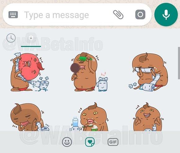 Долгожданные стикеры для WhatsApp засветились в Сети