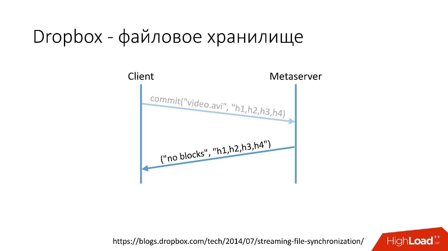 Развитие баз данных в Dropbox. Путь от одной глобальной базы MySQL к тысячам серверов - 4
