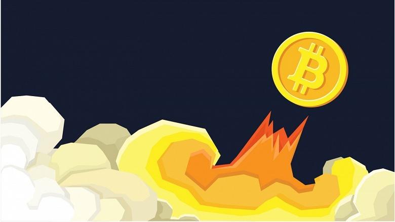 Bitcoin за сутки резко подорожал, как и многие другие криптовалюты
