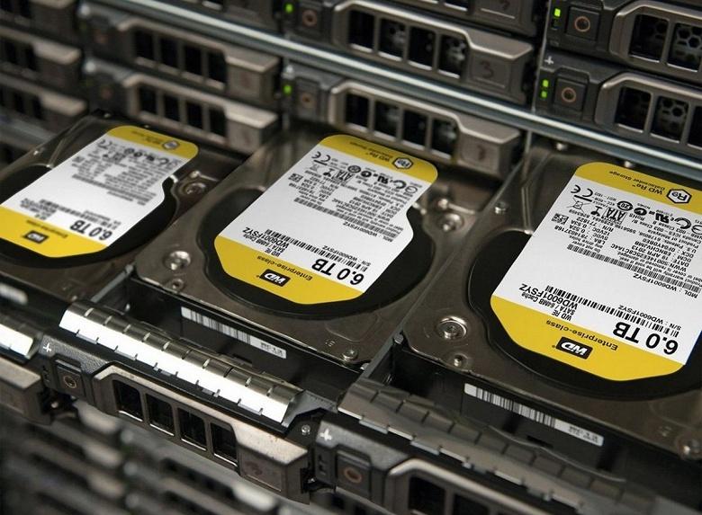 Western Digital закроет завод по выпуску HDD из-за снижения спроса на эту продукцию