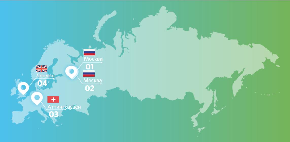 Место, где начинался российский интернет - 3