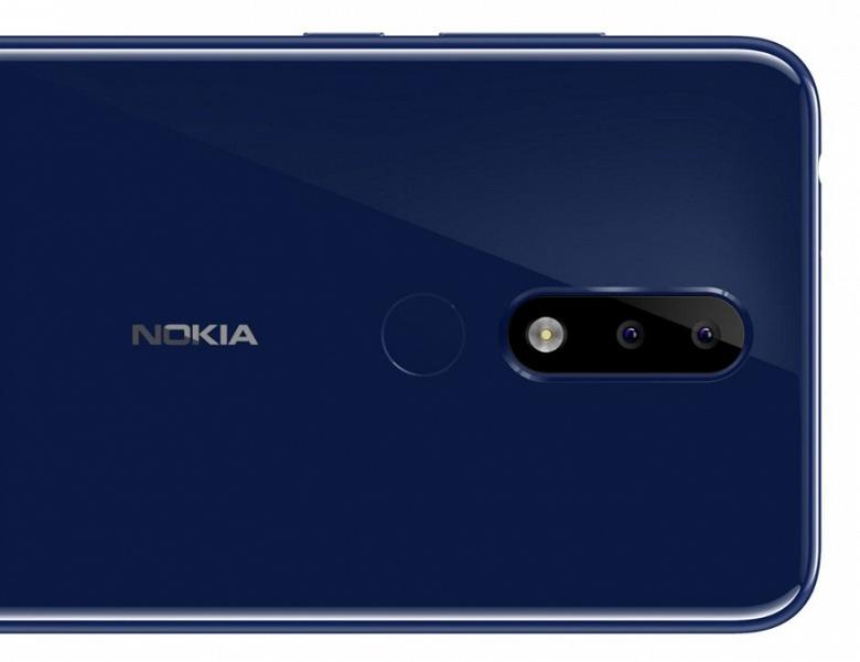 Представлен смартфон Nokia X5: современная платформа с поддержкой ИИ, экран 19:9 и цена в 150 долларов