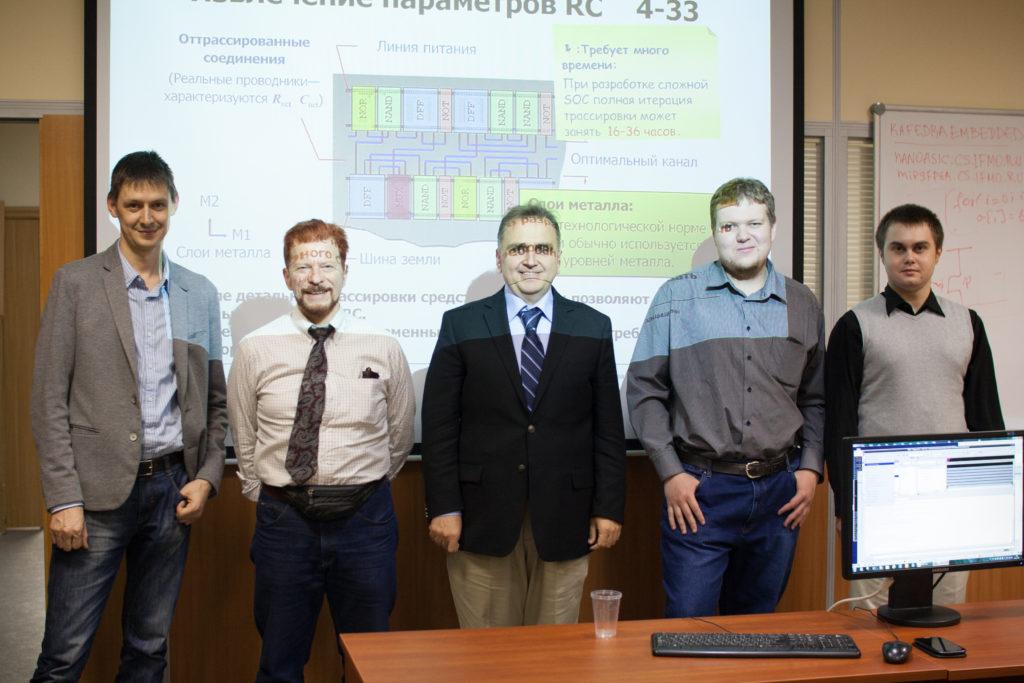 Российские и украинские команды взяли верх над европейцами на европейском финале интеловского конкурса InnovateFPGA - 5