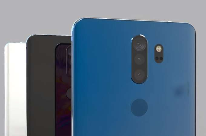 Смартфон LG V40 действительно может получить «идеальную» тройную камеру