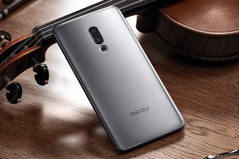 Смартфон Meizu 16 может получить такую же камеру, как и Meizu 15