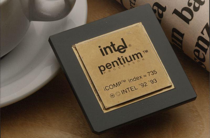 Страницы истории Intel. Фотолетопись и викторина - 8