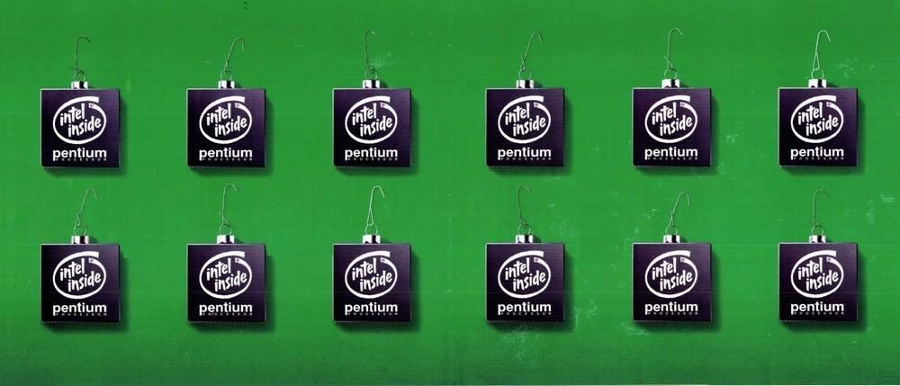 Страницы истории Intel. Фотолетопись и викторина - 1