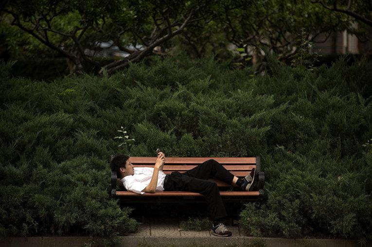 Студента китайского вуза чуть не отчислили из-за низкого «социального рейтинга» его отца - 1