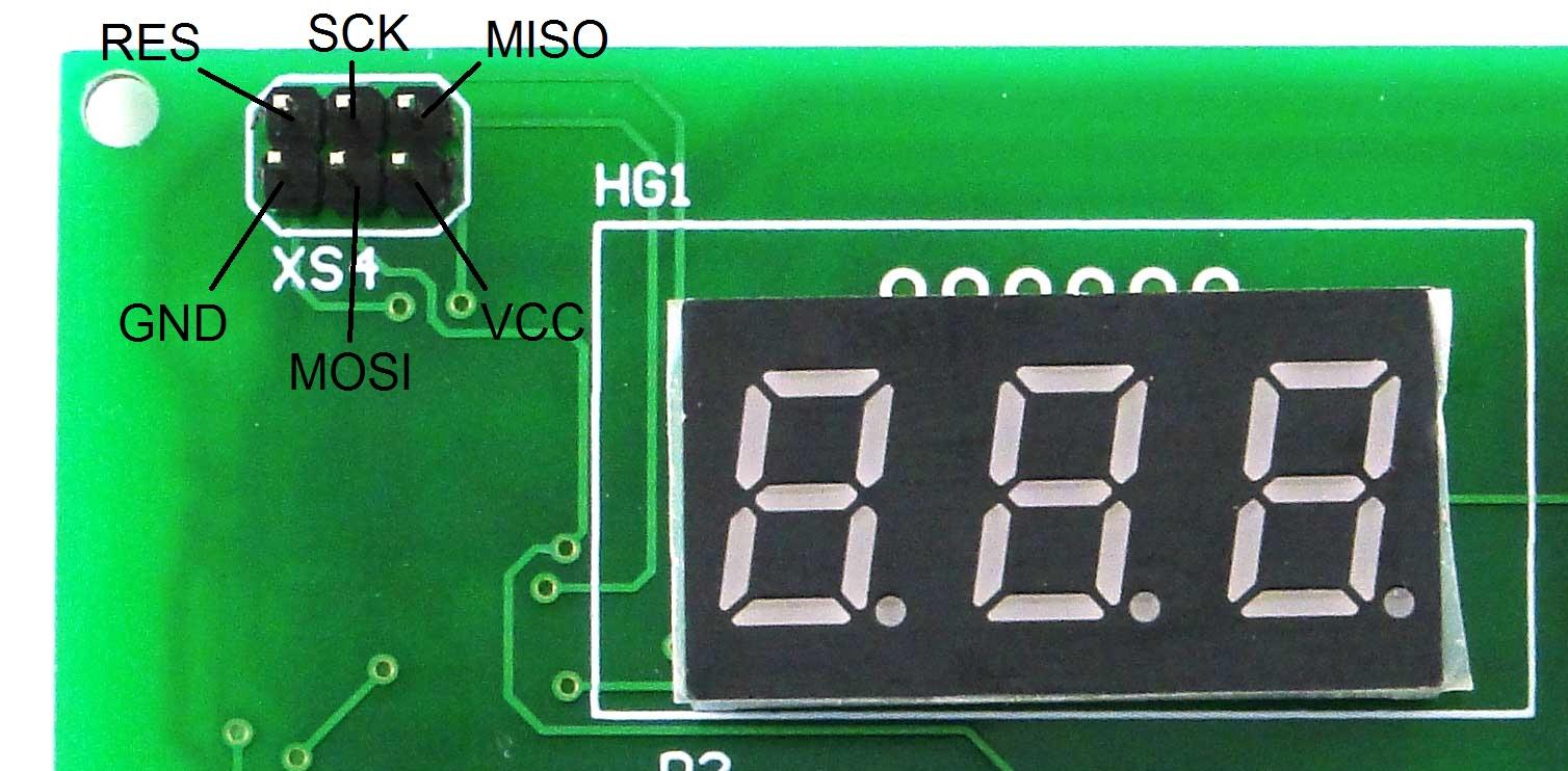 Simple Solder MK936 SMD. Паяльная станция на SMD-компонентах своими руками - 11