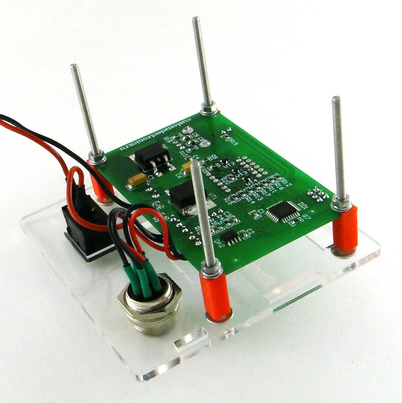 Simple Solder MK936 SMD. Паяльная станция на SMD-компонентах своими руками - 12