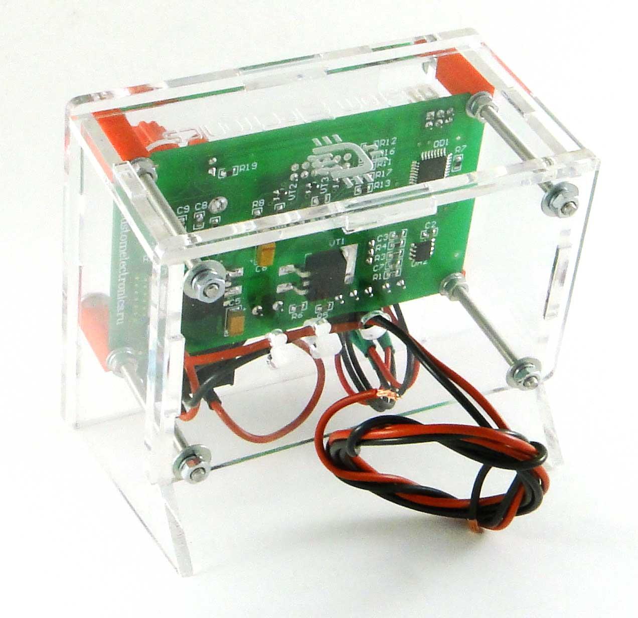 Simple Solder MK936 SMD. Паяльная станция на SMD-компонентах своими руками - 13