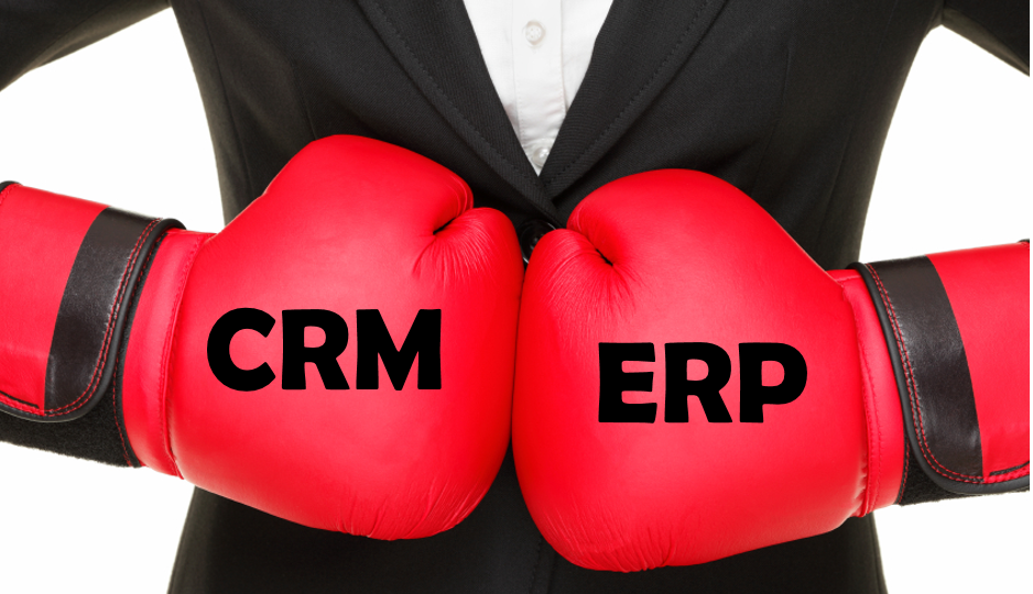Гипер CRM или мини ERP? Бизнес запутался - 1